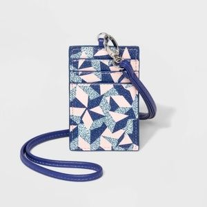 ⚓2 for $10 WILD FABLE card holder lanyard